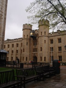 Where the Crown Jewels are kept