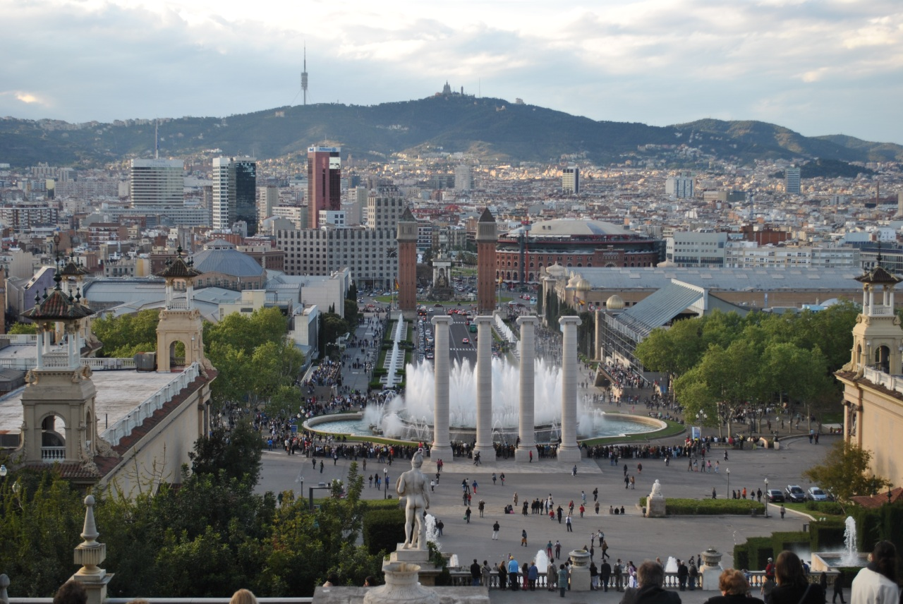 Barcelona: malo malomalo