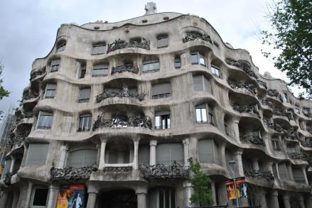 Gaudi building #2
