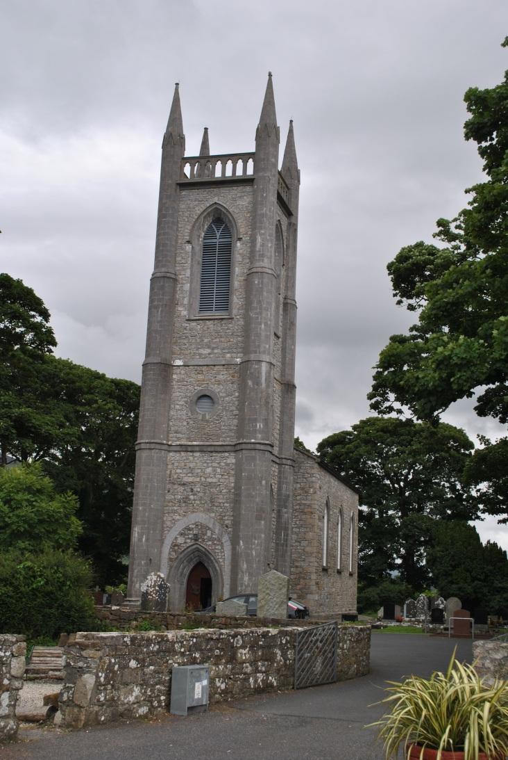 Drumcliffe Church