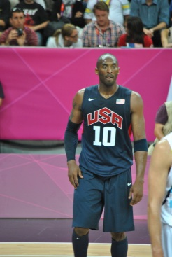 Men's Basketball - Kobe Bryant