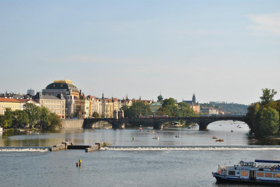 Prague : Practically Perfect in Every Way