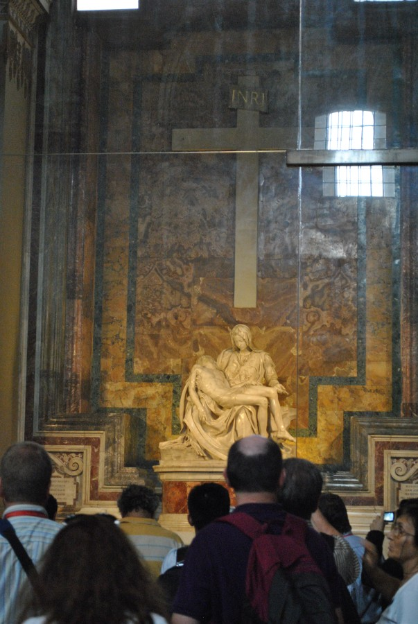 Statue of St. Pieta