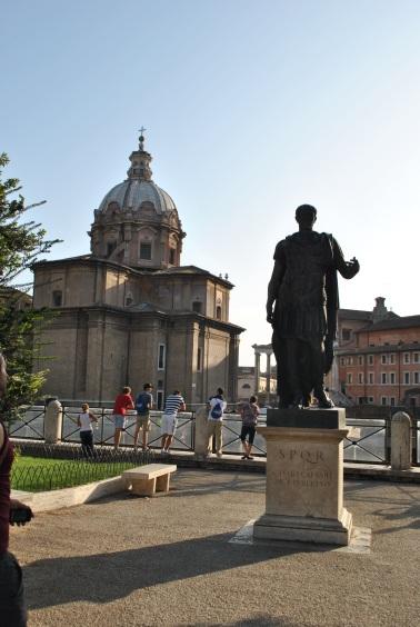 Julius Caesar's Forum