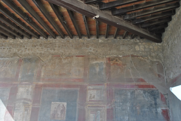 Frescos in the Marketplace