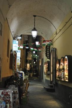 Back in Sorrento