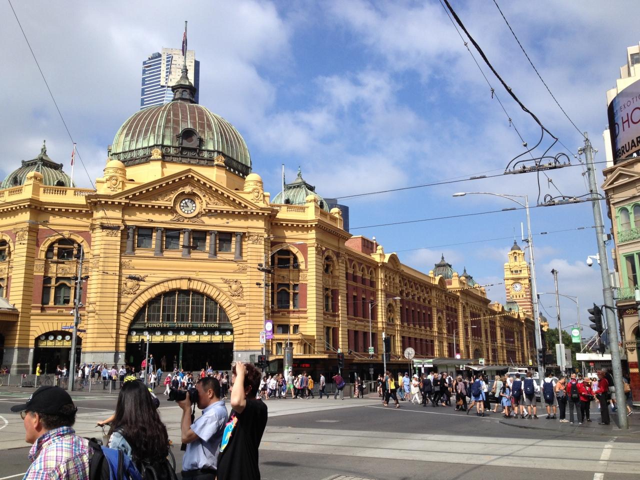Melbourne….Melbs….Meh