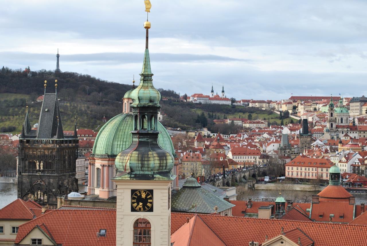 Hello again, Praha